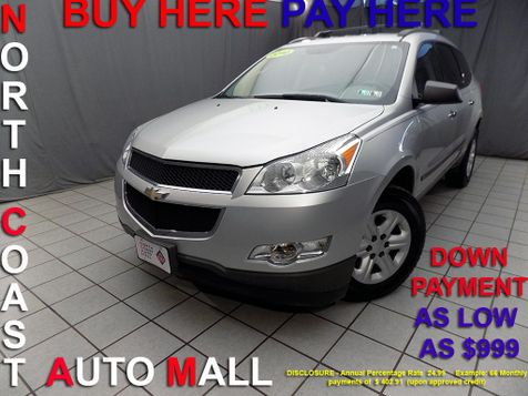 2010 Chevrolet Traverse LS As low as $999 DOWN in Cleveland, Ohio