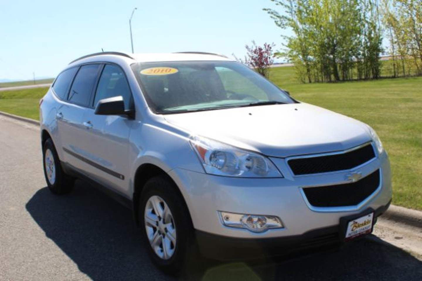 2010 Chevrolet Traverse Ls City Mt Bleskin Motor Company