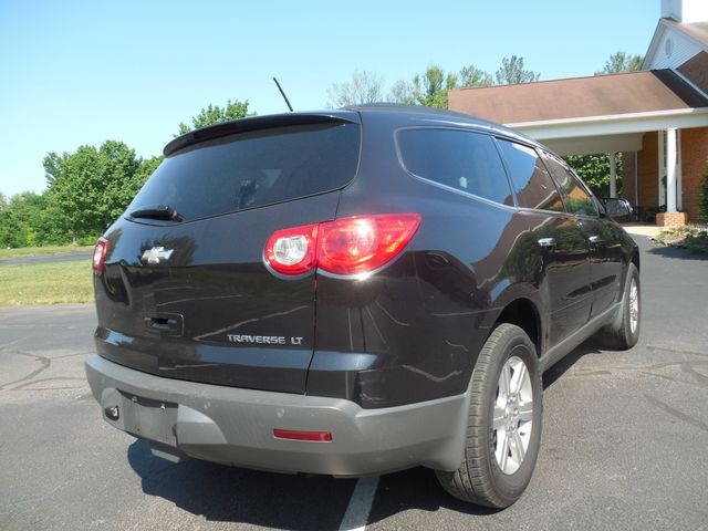 2010 Chevrolet Traverse LT w/2LT Leesburg, Virginia 2