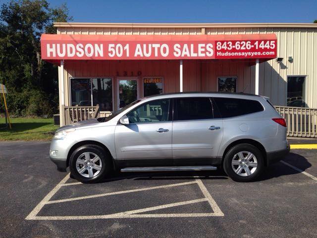 2010 Chevrolet Traverse LT w/2LT | Myrtle Beach, South Carolina | Hudson Auto Sales in Myrtle Beach South Carolina
