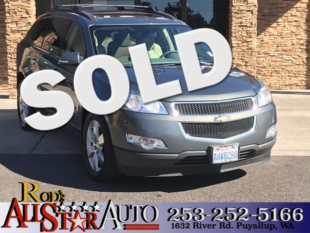 2010 Chevrolet Traverse AWD The CARFAX Buy Back Guarantee that comes with this vehicle means that