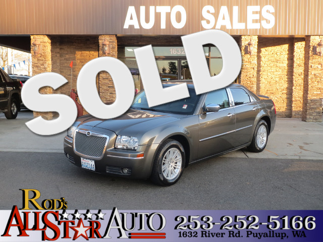 2010 Chrysler 300 Touring The CARFAX Buy Back Guarantee that comes with this vehicle means that yo