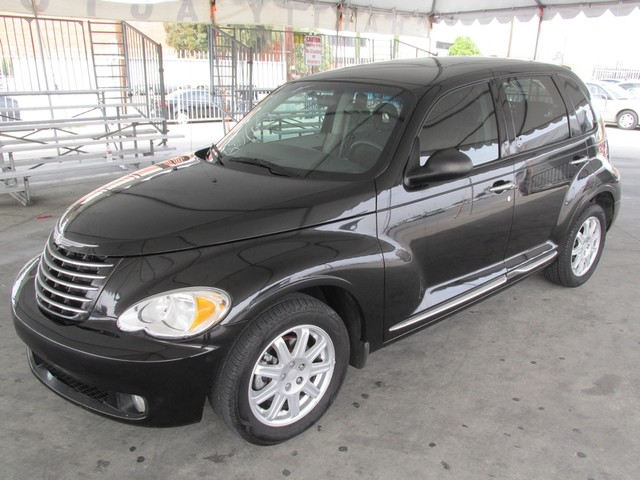 2010 Chrysler PT Cruiser Classic This particular vehicle has a SALVAGE title Please call or email