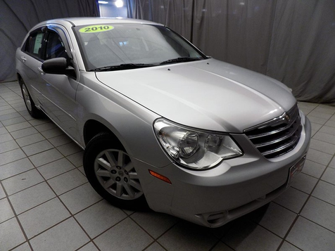 2010 Chrysler Sebring Touring As low as $799 DOWN in Cleveland, Ohio