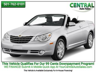 2010 Chrysler Sebring Limited | Hot Springs, AR | Central Auto Sales in Hot Springs AR