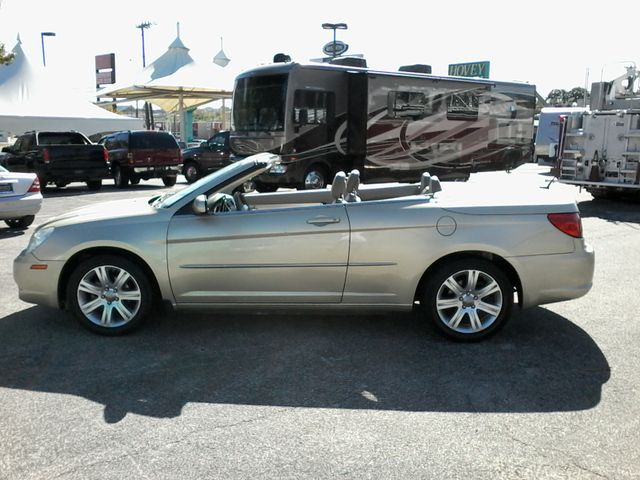 2010 Chrysler Sebring Touring San Antonio, Texas 4