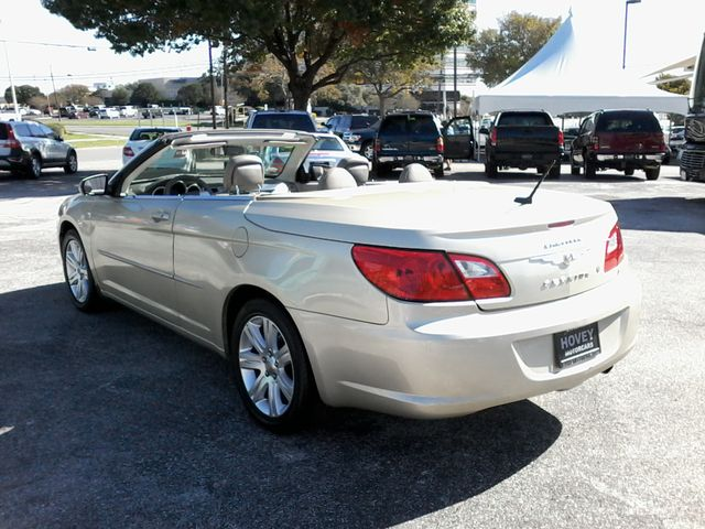 2010 Chrysler Sebring Touring San Antonio, Texas 5