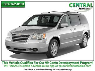 2010 Chrysler Town & Country Touring Plus | Hot Springs, AR | Central Auto Sales in Hot Springs AR