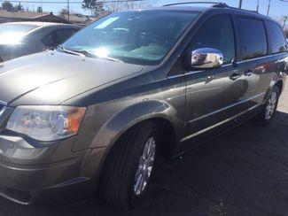 2010 Chrysler Town & Country Touring Plus AUTOWORLD (702) 452-8488 Las Vegas, Nevada 1