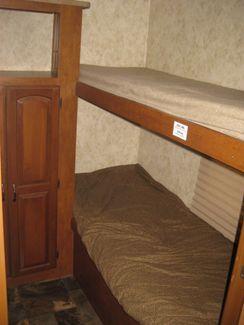 2010 Coachmen 30' Bunkhouse Fifth Wheel Katy, TX 12