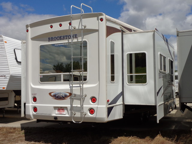 2010 Coachmen Brookstone 367RLS Mandan, North Dakota 4