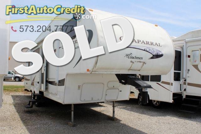 2010 Coachmen Chaparral Lite 270 RKS | Jackson , MO | First Auto Credit in Jackson  MO