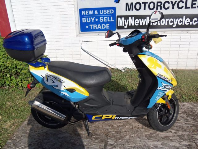 2010 Cpi Aragon Scooter Daytona Beach, FL 0