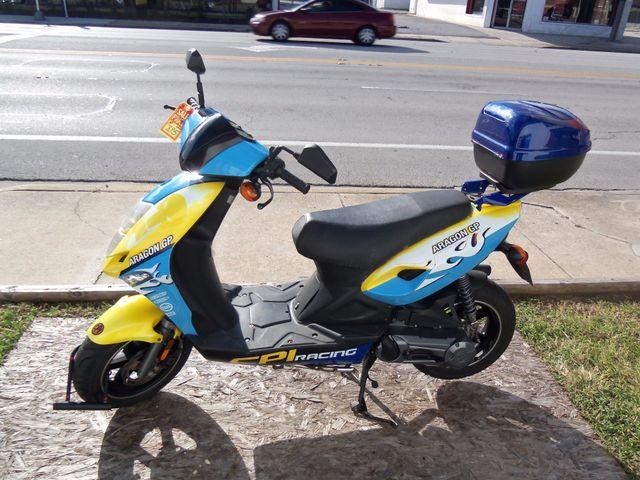 2010 Cpi Aragon Scooter Daytona Beach, FL 2