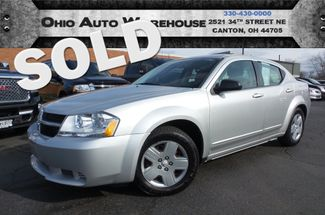 2010 Dodge Avenger SXT Up To 30MPG Clean Carfax We Finance | Canton, Ohio | Ohio Auto Warehouse LLC in  Ohio