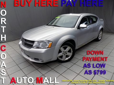 2010 Dodge Avenger R/T As low as $799 DOWN in Cleveland, Ohio
