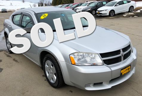 2010 Dodge Avenger SXT in Derby, Vermont