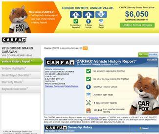 2010 Dodge CARGO GRAND CARAVAN WORK VAN BUILT IN BOXES 1 OWNER EXC COND Richmond, Virginia 28