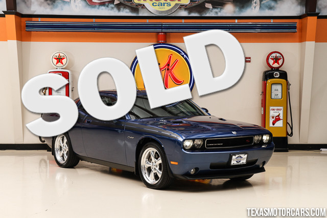 2010 Dodge Challenger RT Classic This 2010 Dodge Challenger RT Classic is in great shape with on
