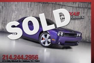 2010 Dodge Challenger SRT8 in Plum Crazy Purple in Addison