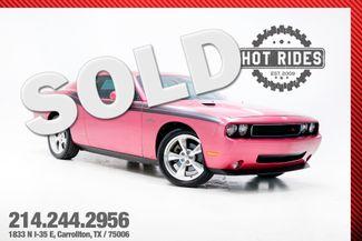 2010 Dodge Challenger R/T Classic Furious Fuchsia Edition | Carrollton, TX | Texas Hot Rides in Carrollton