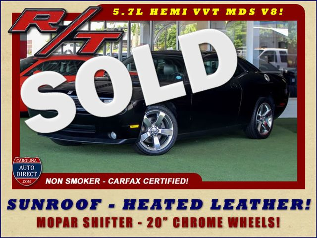 2010 Dodge Challenger R/T RWD - SUNROOF - HEATED LEATHER! Mooresville , NC 0