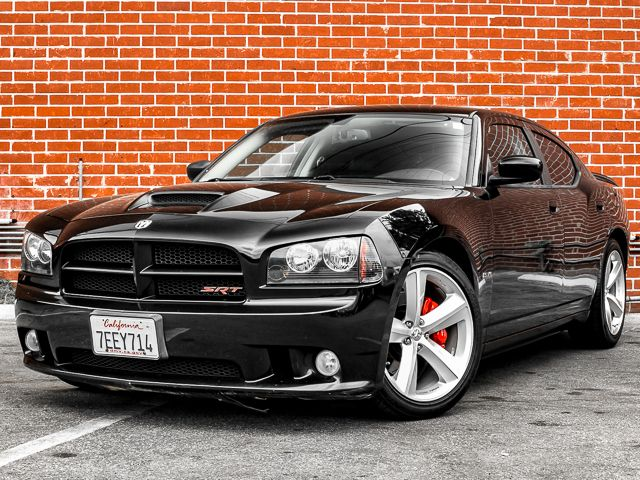 2010 Dodge Charger SRT8 Burbank, CA 0