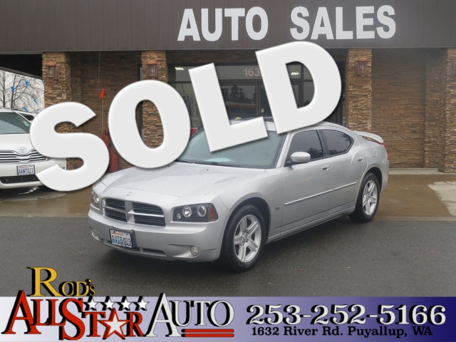 2010 Dodge Charger Rallye The CARFAX Buy Back Guarantee that comes with this vehicle means that yo