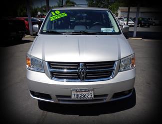 2010 Dodge Grand Caravan SXT Passenger Minivan Chico, CA 6