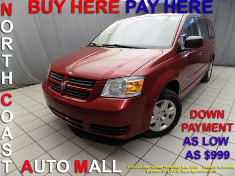 2010 Dodge Grand Caravan SE As low as $999 DOWN in Cleveland, Ohio