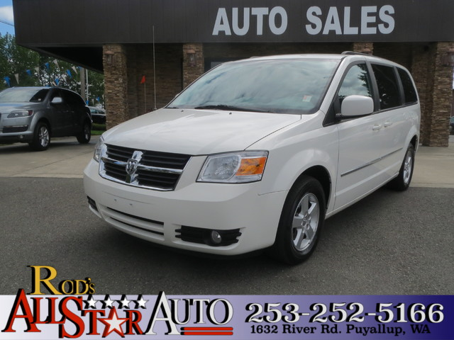 2010 Dodge Grand Caravan SXT The CARFAX Buy Back Guarantee that comes with this vehicle means that