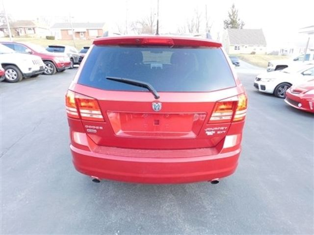 2010 Dodge Journey SXT Ephrata, PA 4