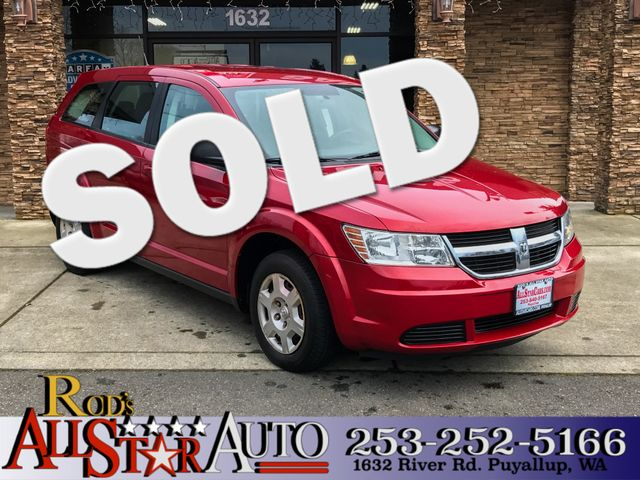 2010 Dodge Journey SE The CARFAX Buy Back Guarantee that comes with this vehicle means that you ca
