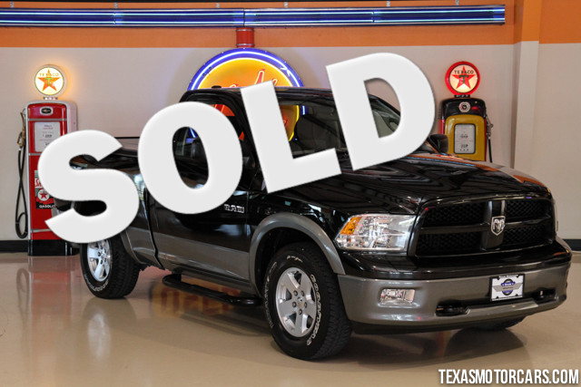 2010 Dodge Ram 1500 TRX This 2010 Dodge Ram 1500 TRX is in great shape with only 49 234 miles Th