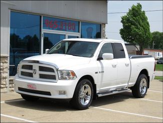 2010 Dodge Ram 1500 Sport 4WD Leather/Navigation/Sunroof  in  Iowa