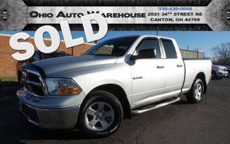 2010 Dodge Ram 1500 SLT 4x4 V8 Quad Cab Cln Carfax We Finance | Canton, Ohio | Ohio Auto Warehouse LLC in  Ohio