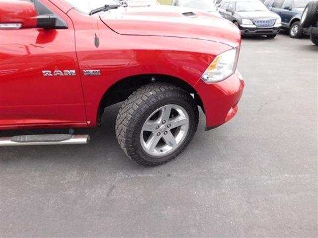 2010 Dodge Ram 1500 LARAMIE Ephrata, PA 1