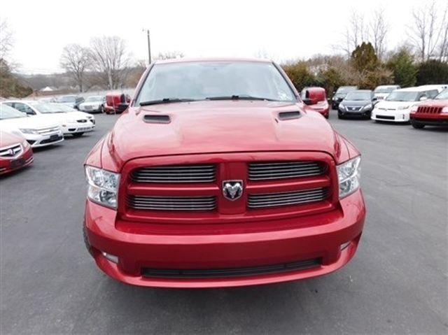 2010 Dodge Ram 1500 LARAMIE Ephrata, PA 8