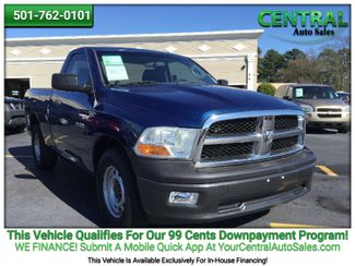 2010 Dodge Ram 1500 ST | Hot Springs, AR | Central Auto Sales in Hot Springs AR
