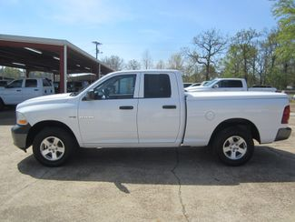 2010 Dodge Ram 1500 Quad Cab 4x4 ST Houston, Mississippi 2