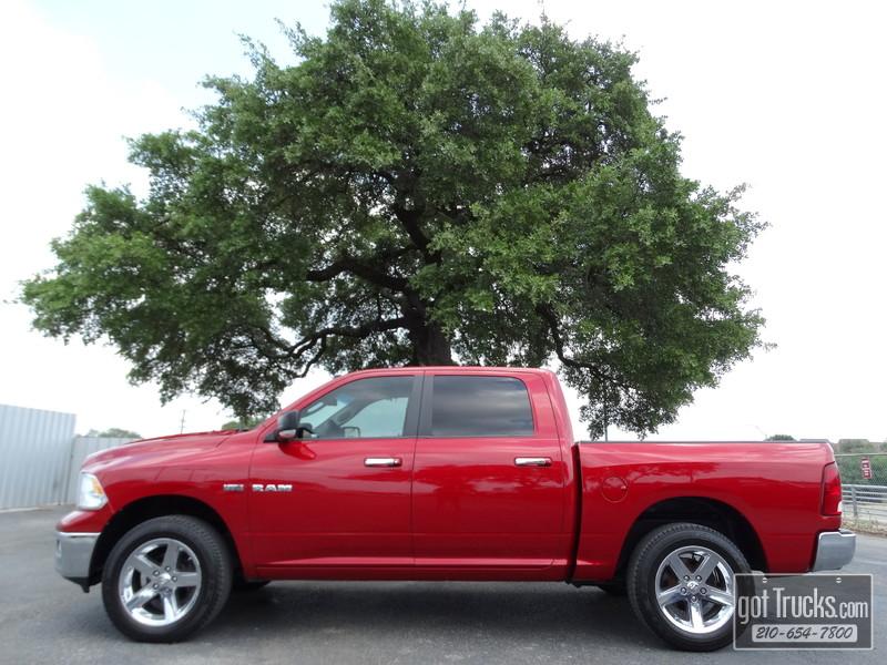 2010 Dodge Ram 1500 Crew Cab SLT 5.7L Hemi V8 4X4 in San Antonio Texas