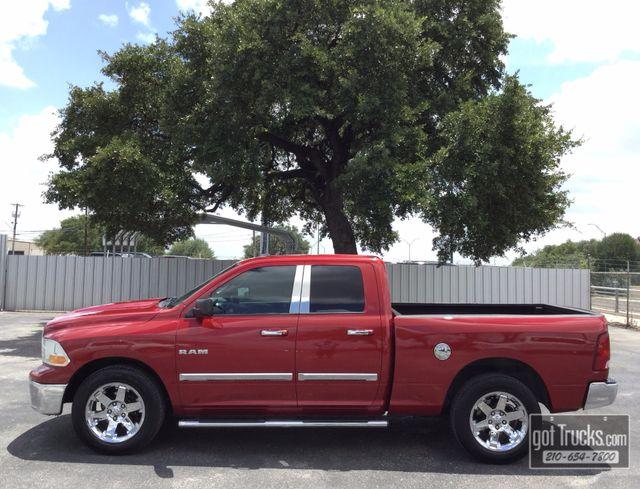 2010 Dodge Ram 1500 Crew Cab SLT 4.7L V8 | American Auto Brokers San Antonio, TX in San Antonio Texas