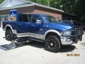 2010 Dodge Ram 2500 Laramie HANDICAP WHEELCHAIR TRUCK Dallas, Georgia