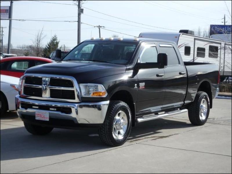 2010 Dodge Ram 2500 Big Horn 4WD NON DEF CUMMINS in Des Moines IA