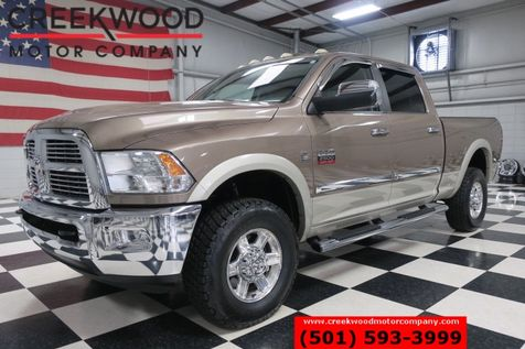 2010 Dodge Ram 2500 Laramie 4x4 Diesel Leather Nav Roof New Tires Nice in Searcy, AR
