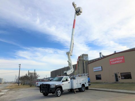 2010 Dodge Ram 5500 4X4 BUCKET TRUCK  in Fort Worth, TX