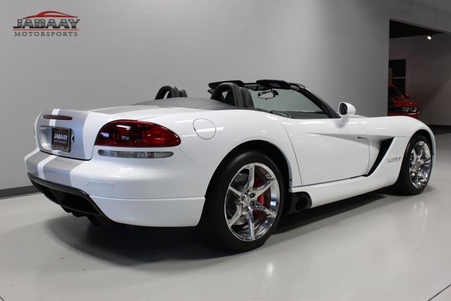 2010 Dodge Viper SRT10 Merrillville, Indiana 4