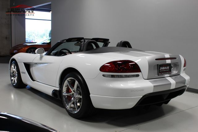2010 Dodge Viper SRT10 Merrillville, Indiana 2