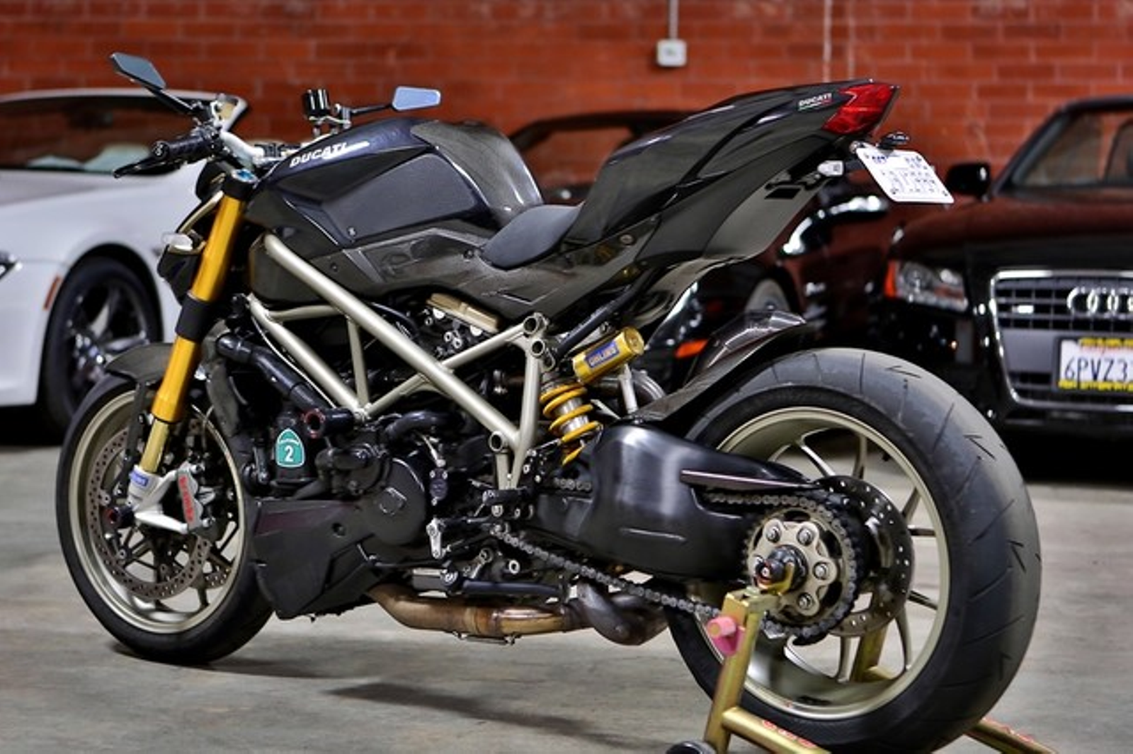 Used Ducati Streetfighter Price