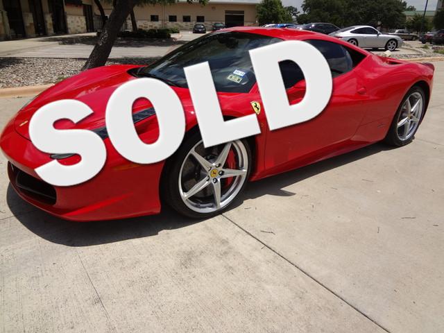 2010 Ferrari 458 Italia Austin , Texas 0